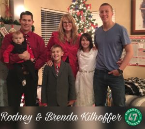 Financial Fitness Green Box Testimony – Rodney and Brenda Kilhoffer