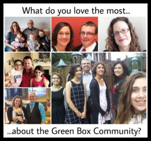 Have You Heard About The Green Box Community?
